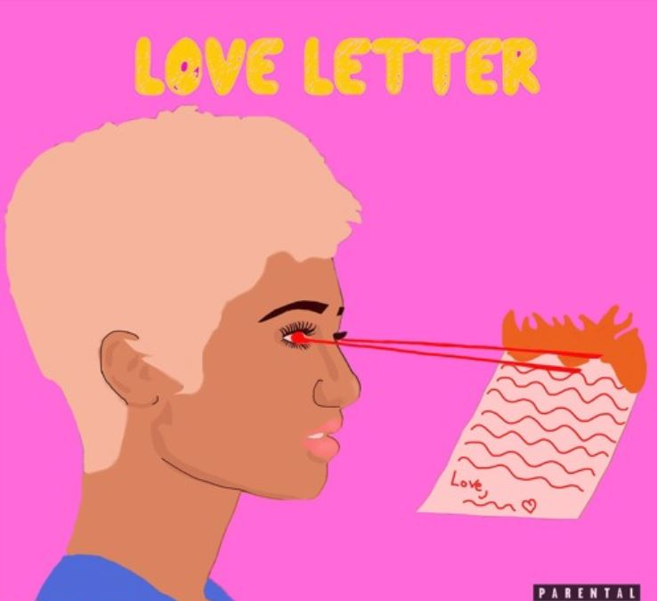 Mogul Management Klondike Blonde Love Letter Cover Art